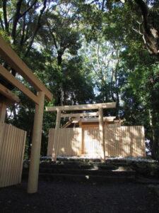 田上大水神社・田上大水御前神社(豊受大神宮 摂社)