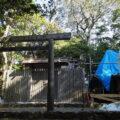 現在の殿舎、神前神社(皇大神宮 摂社)