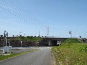 宮川大橋(宮川右岸付近)