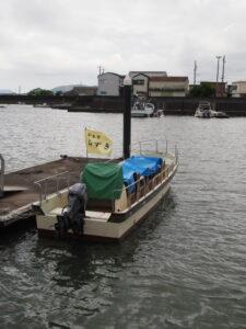 7月26日に初就航となる「みずきⅡ世」