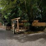 地元寄進による二回目の修繕工事も完了、御食神社(豊受大神宮 摂社)